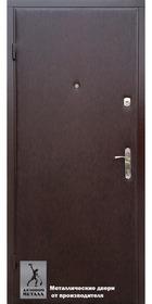 Фото металлической входной двери производства ООО Деловой металл Старт
