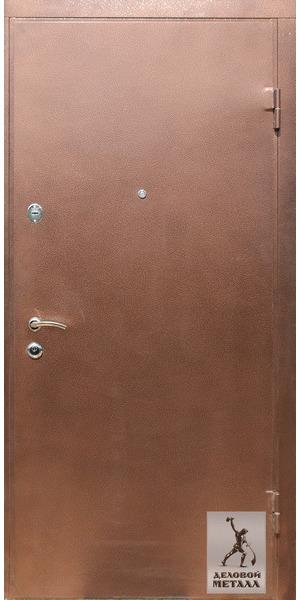 Фото металлической входной двери производства ООО Деловой металл Арт. П-19