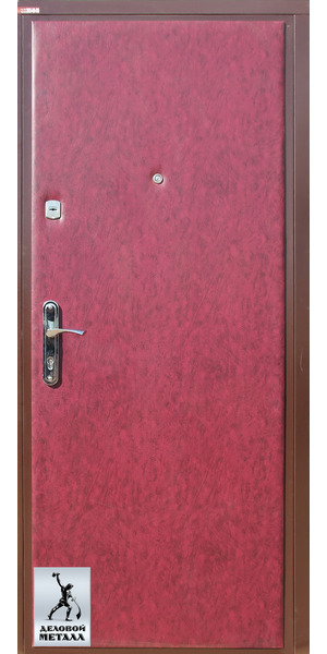 Металлическая дверь Ч61