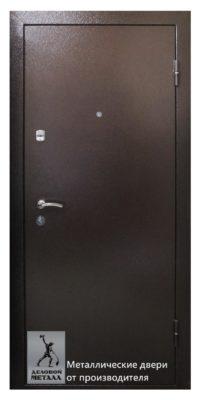 Металлическая входная дверь ДМГ-101