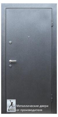 Металлическая входная дверь в квартиру или дом ДМГ-104