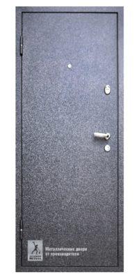 Дверь металлическая ДМГ-107