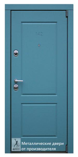 Входная металлическая дверь ДМГ-204