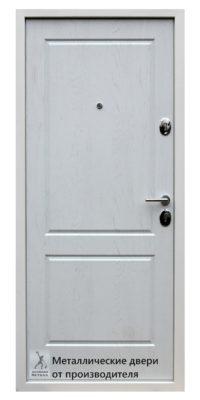 Обратная сторона входной двери ДМГ-204