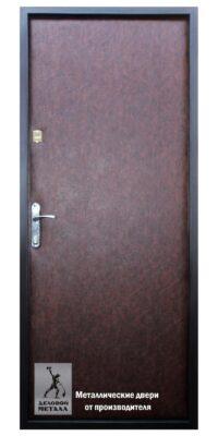 Металлическая дверь ДМС-100вн