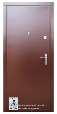 Металлическая входная дверь в квартиру ДМС-150