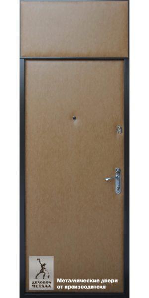 Металлическая дверь ДМС-160 - внутренняя сторона