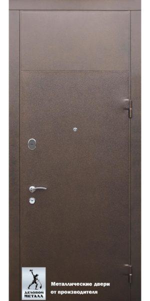 Металлическая входная дверь в квартиру ДМС-165