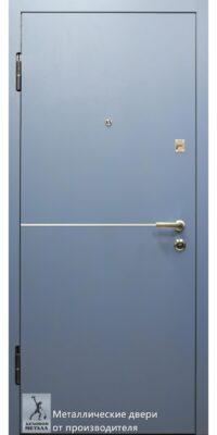 Входная металлическая дверь квартиру ДМС-201