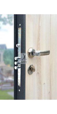 Замок нижний Kale двери металлической ДМС-401