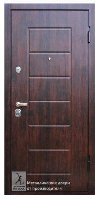 Металлическая дверь ДМС-504