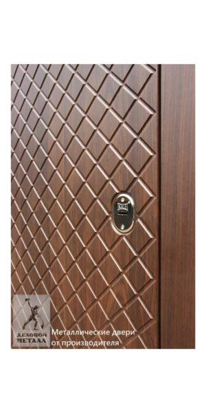 Верхний замок двери металлической ДМС-507