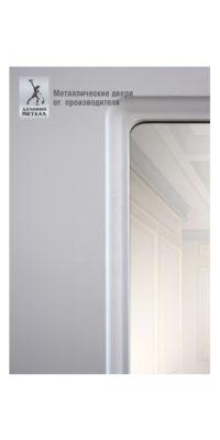 Зеркало двери ДМС-509