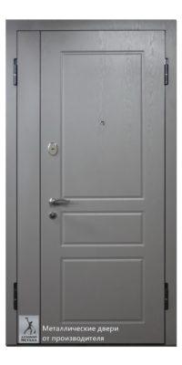 Входная двухстворчатая дверь в квартиру ДМС-806