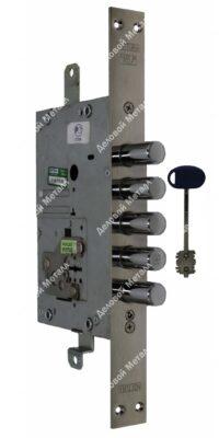 Верхний замок Mottura 52.J525 My Key