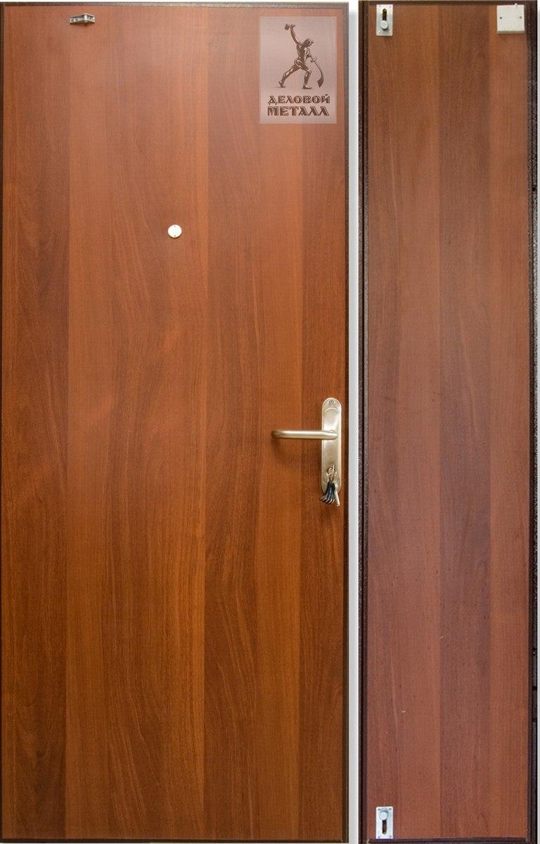 Двери двухстворчатые