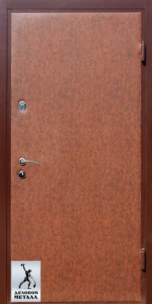 Фото металлической входной двери производства ООО Деловой металл Арт. Г-56