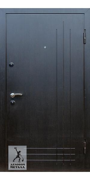 Фото металлической входной двери производства ООО Деловой металл Арт. П-74