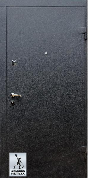 Фото металлической входной двери производства ООО Деловой металл Арт. Р-41