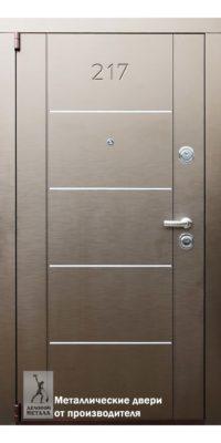Металлическая входная дверь в квартиру ДМГ-202