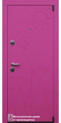 Входная дверь ДМГ-202.5
