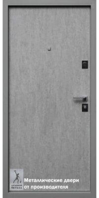 Входная дверь ДМГ-202.8